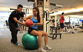 Ymca of hong kong fitness and wellness our facilities