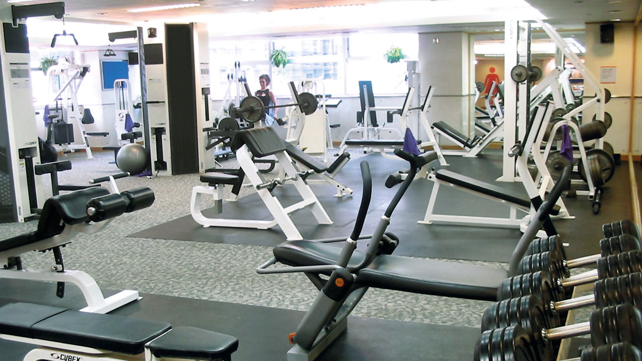 The salisbury ymca of hong kong facilities